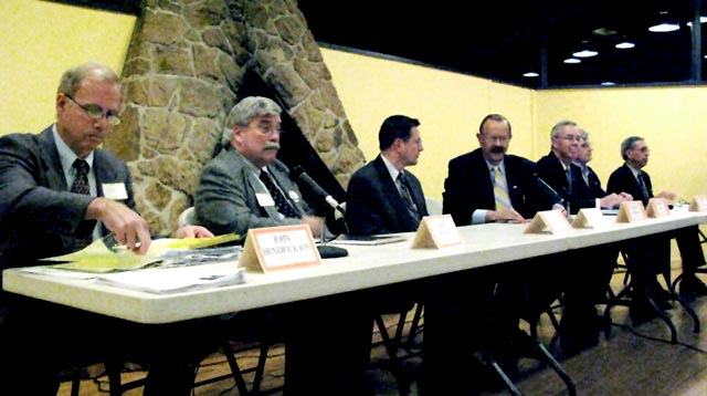Council Candidate Forum, October 11, 2007